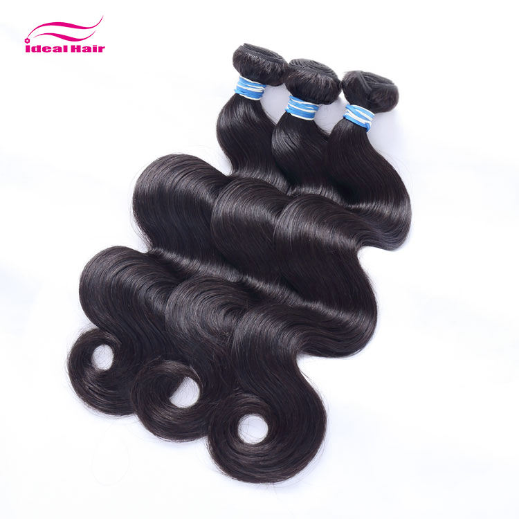 New arrival Brazilian human hair weave body wave 12 inch to 22 inch all in stock