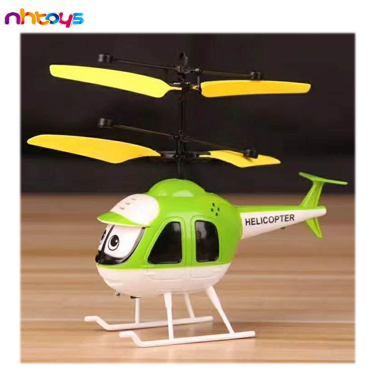 high quality infrared induction helicopter model flying toys for children