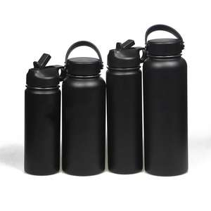 Customized Stainless Steel Vacuum Flask Water Bottle Insulated Sports Bottle
