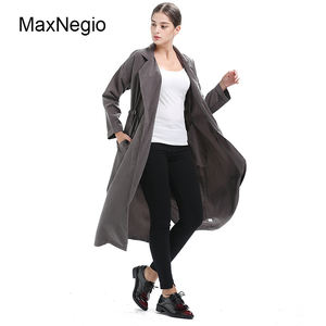 Maxnegio turc manteau style abaya femmes manteaux trench