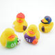 Promotional Eco-friendly custom mini bath rubber duck toy for baby