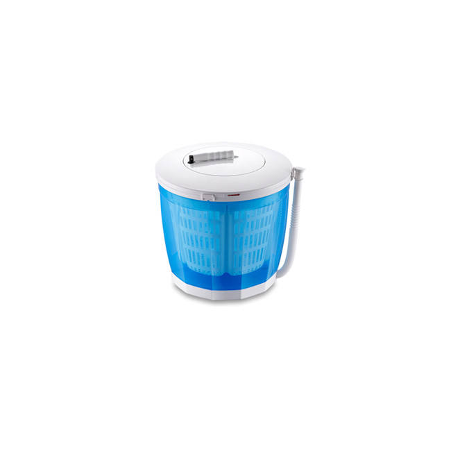 Top Loading Manual Mini Washing Machine Without Electricity