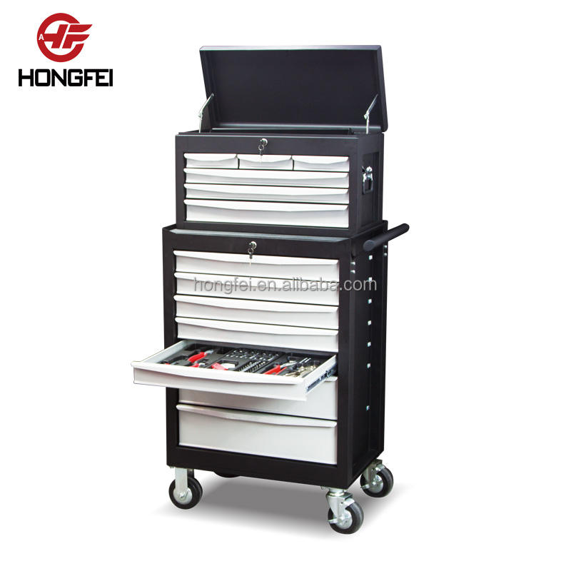 Heavy Duty Roller Workmen Tool Cabinet Chest for Tool Storage