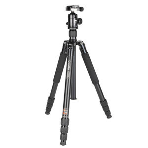 Coman flexible photography tripod stand for camera dslr convert to monopod