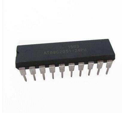 STC89C516RD Original 40I-PDIP 40 chip único DIP-40