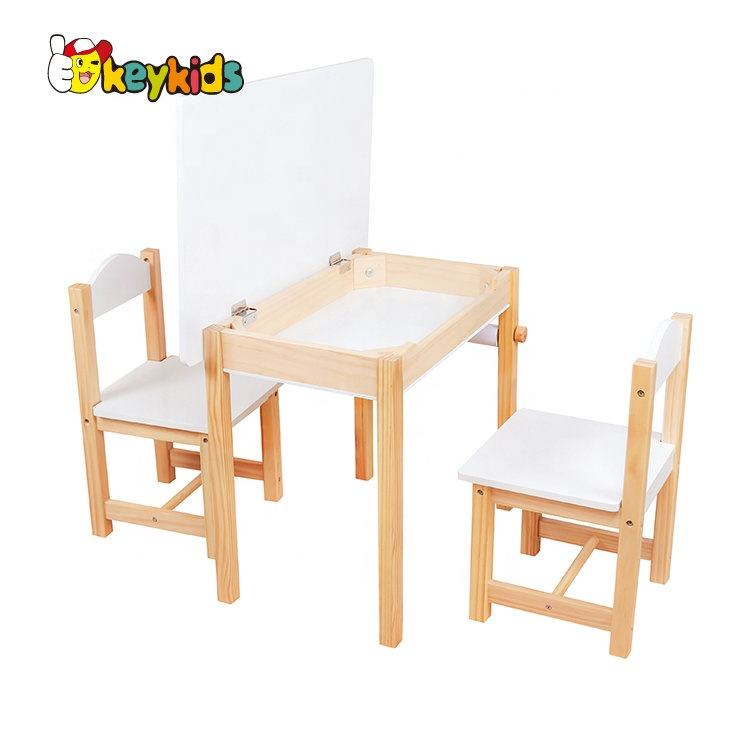 2020 New wooden children table for child, high quality wooden baby table for baby,hot sale wooden kids table for kids W08G134
