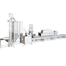 XYCF-300 China supplier 300kg automatic gas rice cooking machine/ rice processing line