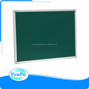Magnetic dry erase chalk board,magnetic green board for school classroom use