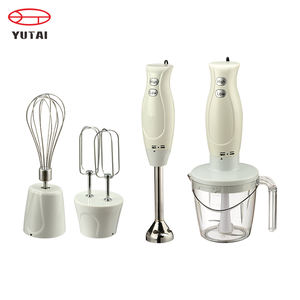 Multi-function 300w Hand Food Mixer Hand Blender