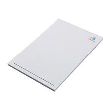 A5 logo printing blank writing Scratch memo pad paper notepad for office