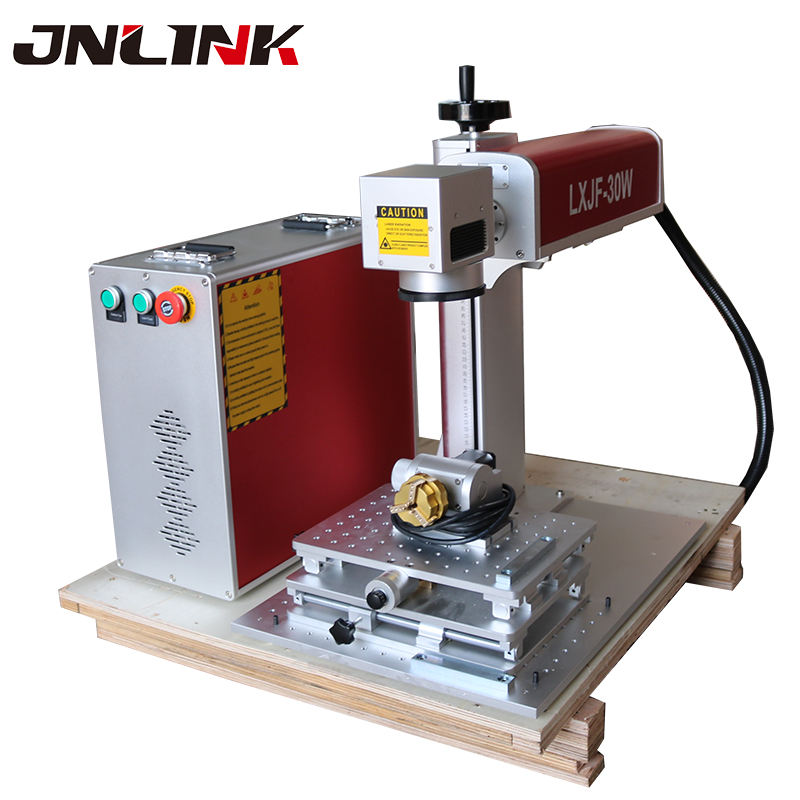 20 w 30 w 50 w Cas Geheugenkaart Making Machine Fiber Laser Graveren Machines Fiber Laser-markering Machine Prijs