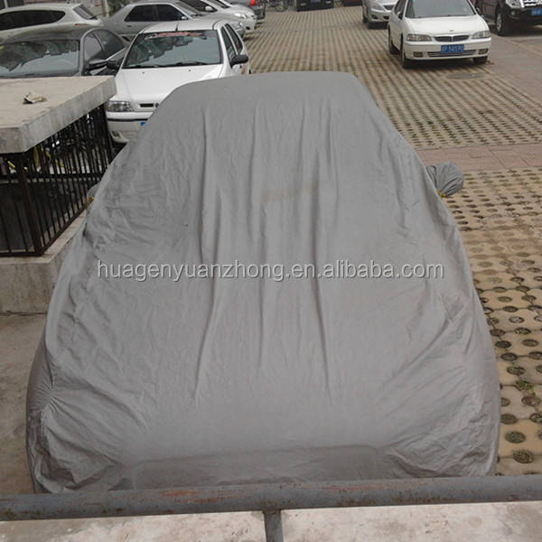 Waterproof And Customized Canvas Car Cover