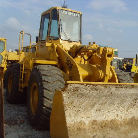Cheap Price Used CAT 950E Wheel Loader, Caterpillar Used cat950g 950h 950f
