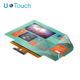 17, 18.5, 21.5, 27, 32, 37, 40, 43, 47, 50, 55, 60, 65 inch USB pcap interactive capacitive touch screen foil film
