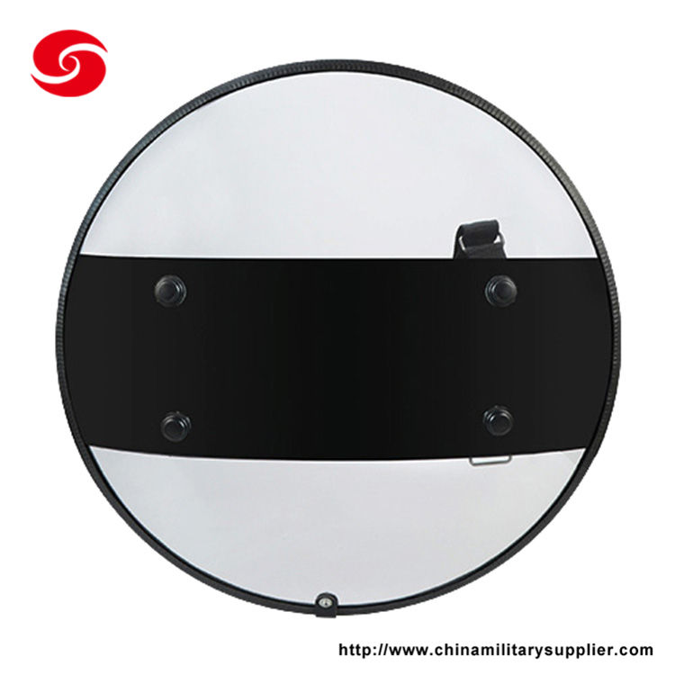 Military Tactical Equipment Round Anti Riot Shield