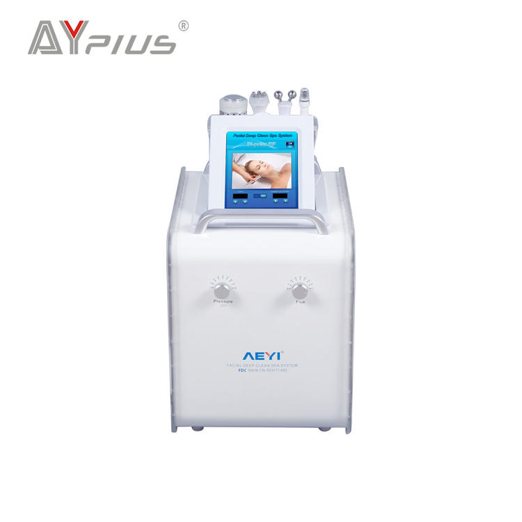 AY PLUS AYJ-X12F(CE) Hot sell multifunction facial clean beauty machine