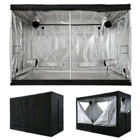 promotional factory grow tent hydroponic greenhouse 200x100x200