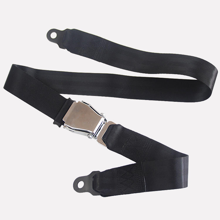 CEEINAUTO Two-Points aircraft safety seat belt buckle types aviation belt for passenger and driver