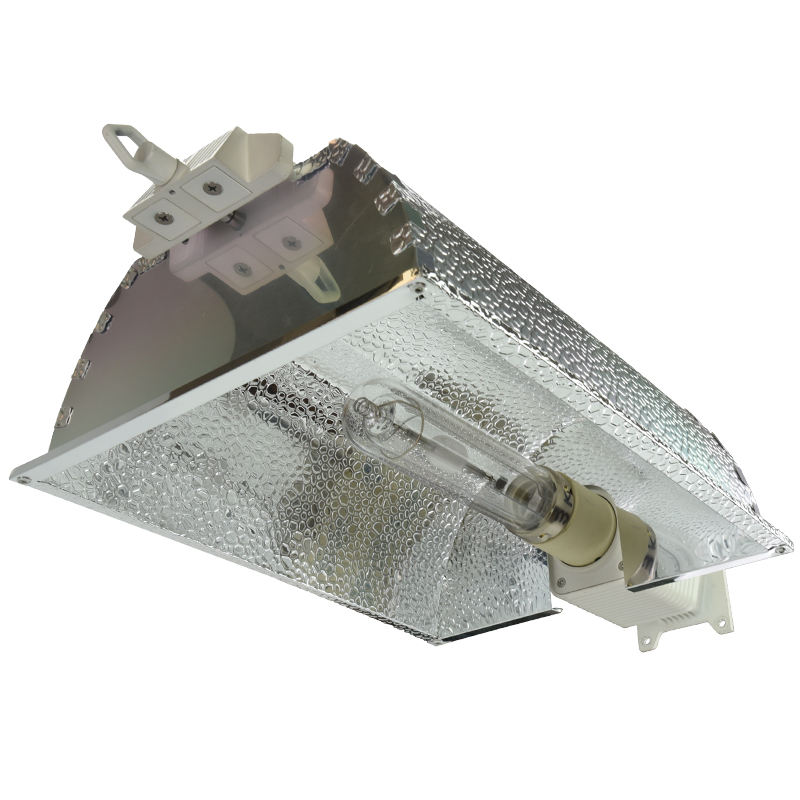 For-600W GROW LIGHT Hydroponics Adjustable Flexiwing Reflector Lighting