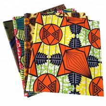 hot sale wax print fabric african