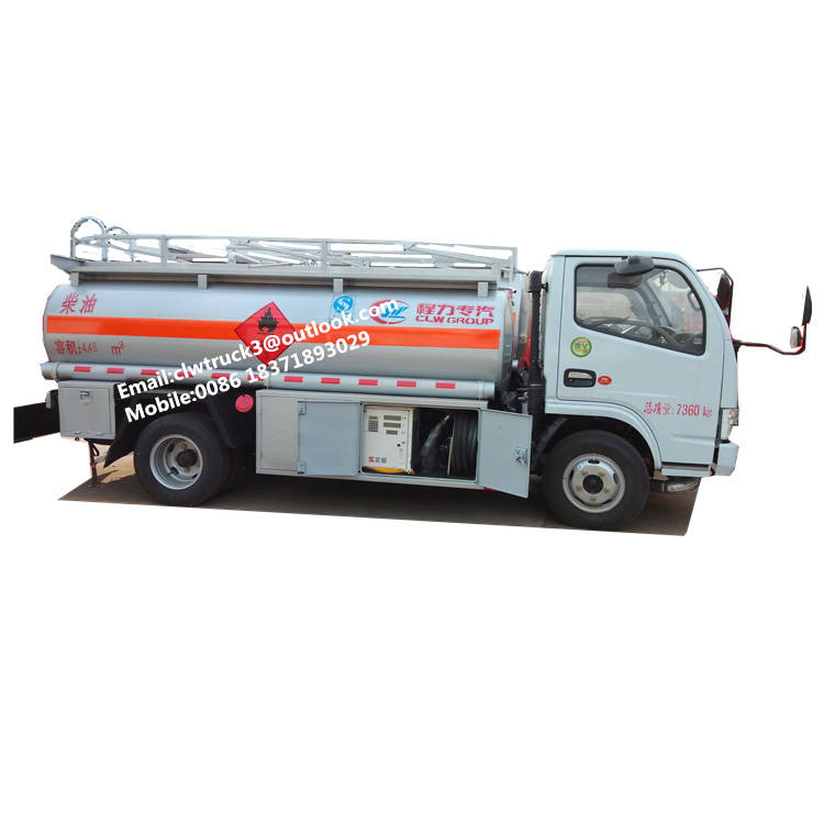 Dongfeng tank fuel truck/fuel refill truck/dongfeng fuel tank truck