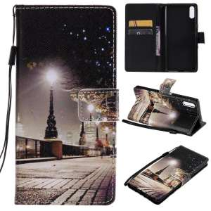 Fashion Flip Leather Case Voor Zoon y Xperia L3 Case Cover Voor Xperia L 3 Phone Wallet Cover Met Stand en Card Slot