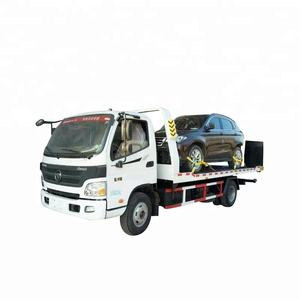 350hp Horsepower 10 tons 4x2 faw j6 복구를 할 수 tow truck 견인차