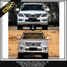 Distinctive body kit for 07-12 LX570 upgrade to 13-15 model