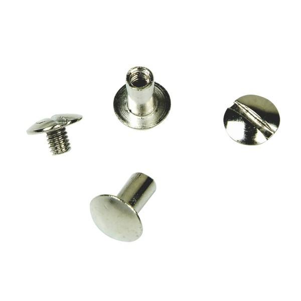 Taiwan Wholesale Brass Chicago Screws