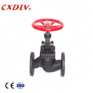 high quality Manufacturer WCB Carbon Steel Globe Valve