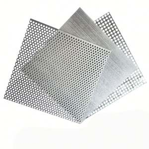 Customized Ultra Fine Perforated Metal Sheet