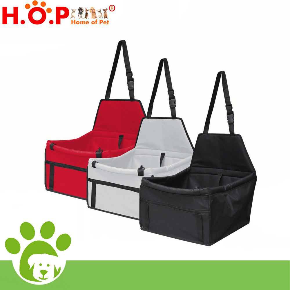 Three Colors Pet Car Front Seat Carrier In Stock