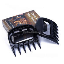 Bear Forks BBQ Smoked Pulled Pork Durable Meat Shredder Claw