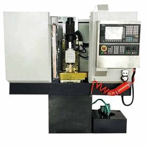 Xk7118 verticale hobby mini metalen cnc freesmachine