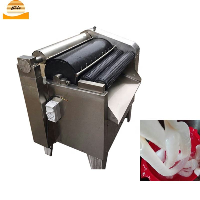 Widely Used Sheep Intestine Sausage Casing Cleaning Machine