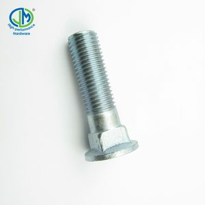 asme b18.5 din 603 round / flat square neck head carriage bolt