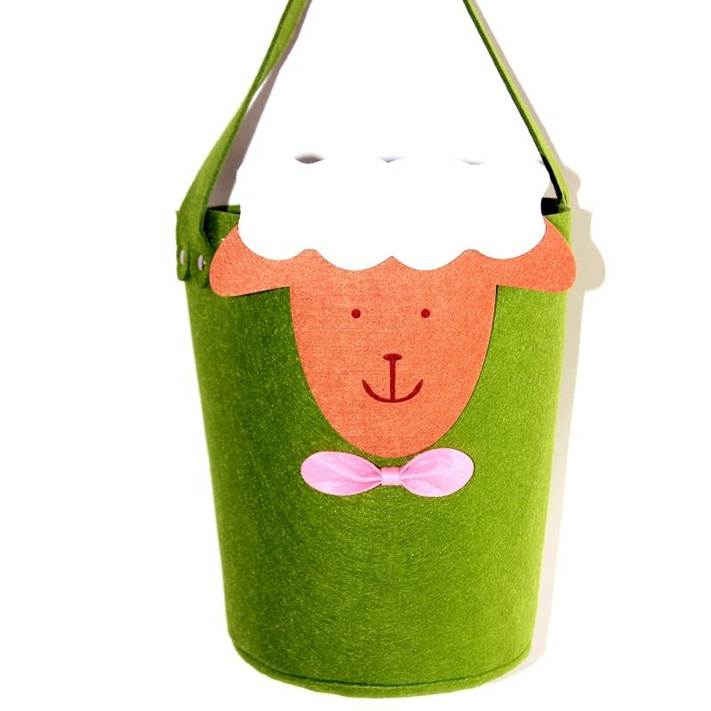 OEM 도매 Latest Design Top Quality Felt Storage Tote 백 대 한 women