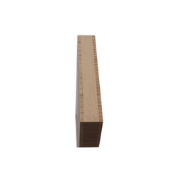 3-Ply vertical E0 standard bamboo plywood sheet for stair steps