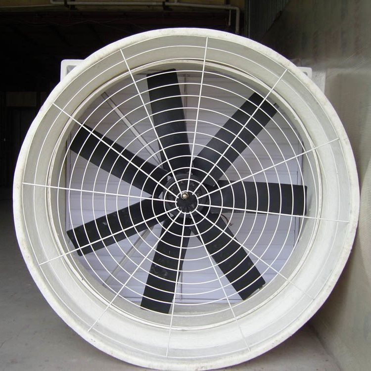 air flow 42000m3/h FRP fan for greenhouse or poultry farm