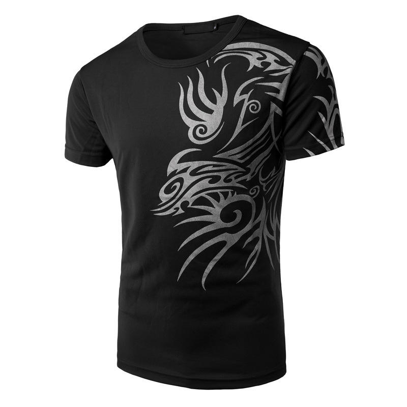 Wholesale cheap price custom design breathable sports logo printed 100% cotton t shirt for men