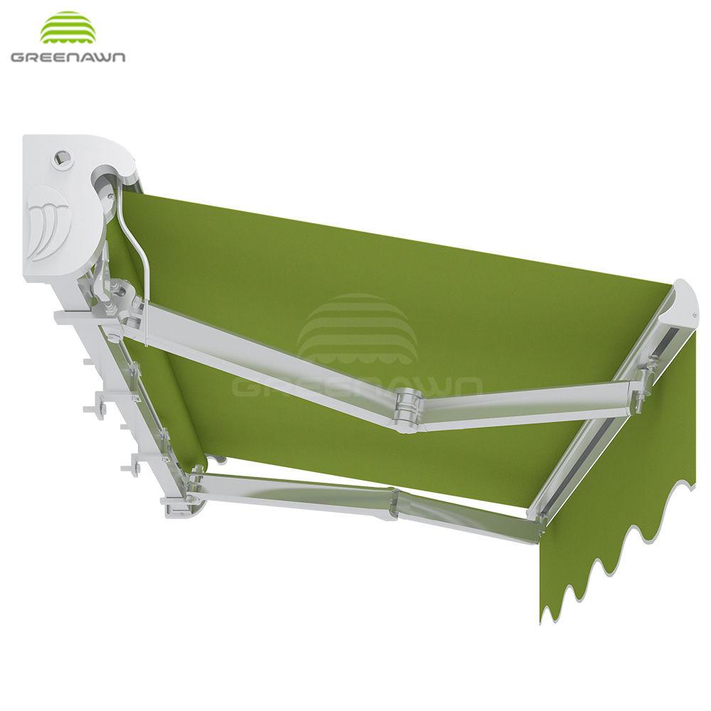 CelinaSun Toldo con protecci/ón Solar para jard/ín y balc/ón PES Poli/éster hidr/ófugo