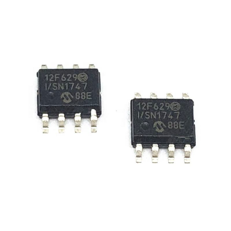 USA FREE SHIPPING 1x PIC12F629 PIC12F629-I//P Microship PIC  microcontroller