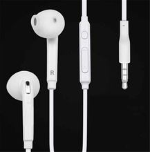 3.5mm Stereo Handsfree In-Ear in Ear Earphone Headset with Mic VOL volume control For Samsung GALAXY S4 S9 S8 PLUS Note 8 5