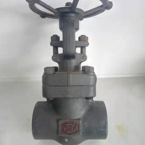 Forged Steel Gate valve,socket weld end ,sw,800lb,2,A105 material,handle wheel