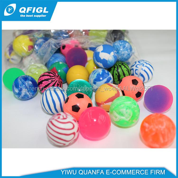 Usine directe prix <span class=keywords><strong>caoutchouc</strong></span> balle bondissante et jumping ball
