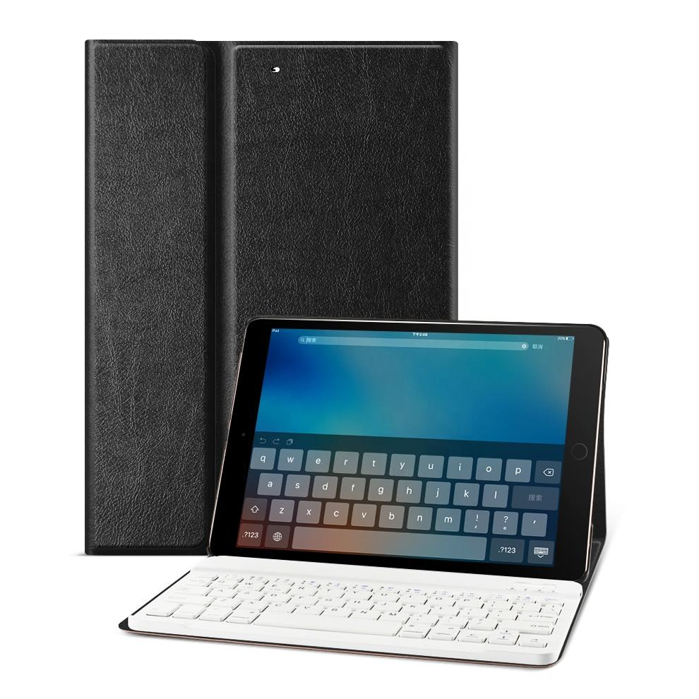 Universal Wireless Bluetooth Tastatur Mit Faltbare Fall-standplatz Abdeckung Tabletten Für iPad air2