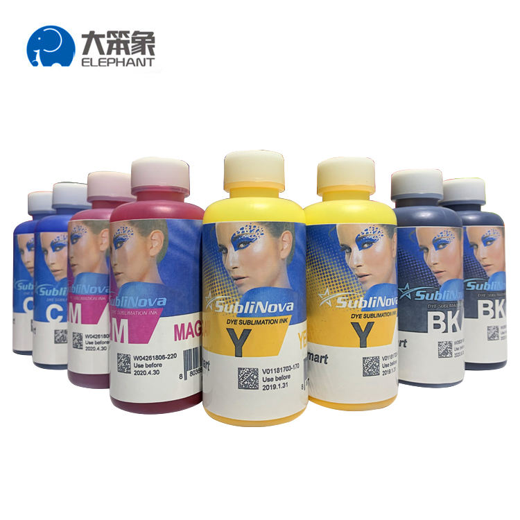 Wholesale 100ml Korea Inktec Ink Sublimation Dye Sublimation Dye Ink For Sale