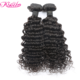 Cheap Price Long Lasting Classic Hair Extension Piece Virgin Deep Wave Brazilian Hair