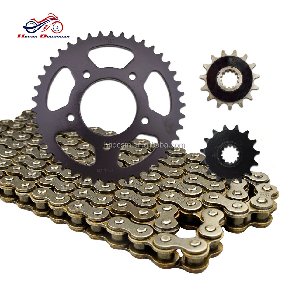 CB400 Motorcycle Chain Sprocket Kit