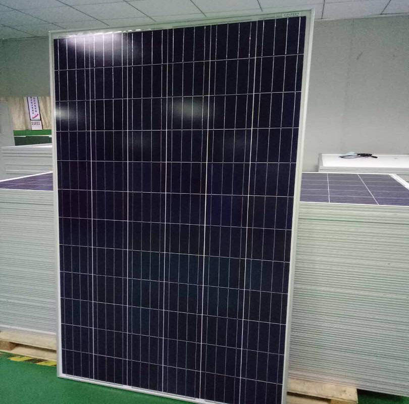 YINGLI Poly 300W Modules Solar Panel With 10years Warranty with TUV certificate